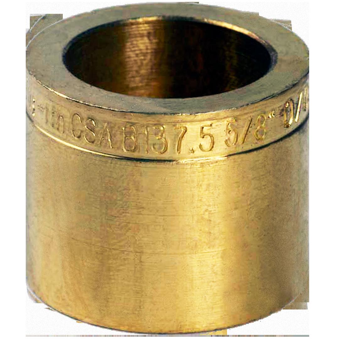 REHAU 260577 3//4 EVERLOC Compression Sleeve